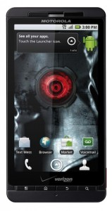 The New Droid X