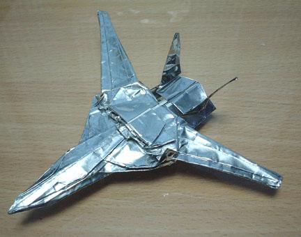 Macross Origami